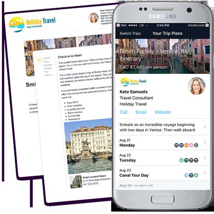 Travel Itinerary Software & Trip Planner Platforms | Travefy