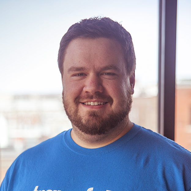 Matt Posvar - Founding Team, Lead Developer